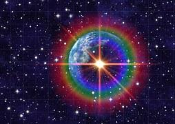Space * Es werde Licht *