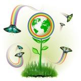 Eco Earth flowers