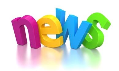 3D news text