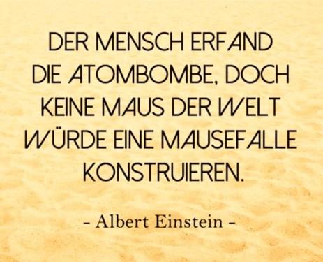 SOS - ALBERT EINSTEIN