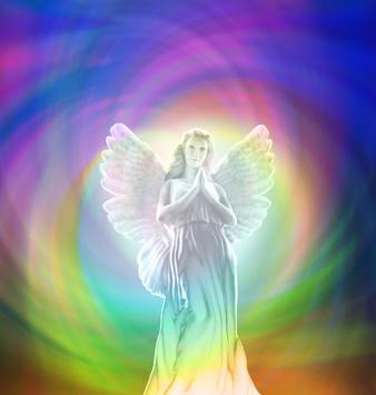 Beautiful Healing Angel