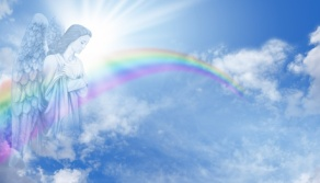 Rainbow Angel * Schutz * Heilung * Segen