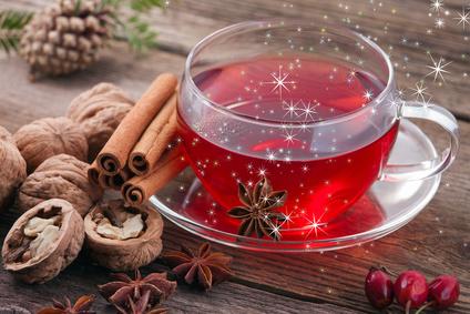 Weihnachtstee - Pause :)
