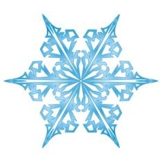 Schneeflocke, Symbol, Schnee, Schneesymbol, Eisblume, Winter, 2D
