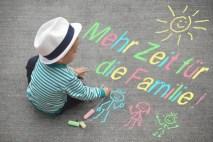 MEHR ZEIT FÜR DIE FAMILIE - FAMILIEN UNTERSTÜTZUNG + SCHUTZ