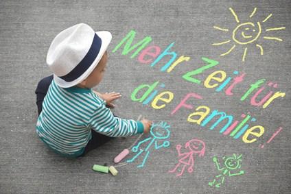 MEHR ZEIT FÜR DIE FAMILIE - FAMILIEN UNTERSTÜTZUNG - SCHUTZ