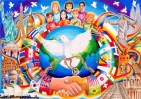 <3 :) WELTFRIEDEN - SOS + GEMEINSAM - HEILUNG - LEBENSFREUDE :) <3